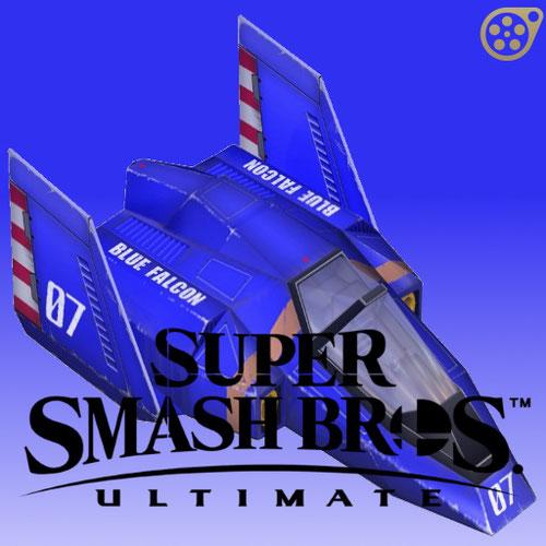 Thumbnail image for SSBUlt: F-Zero Machines & Falcon Flyer