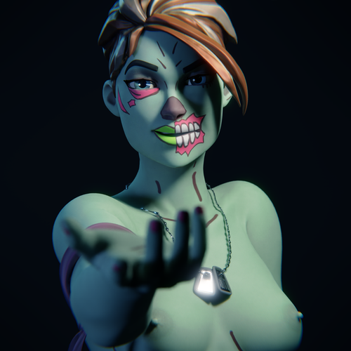 Thumbnail image for Ghoul Trooper