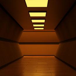 H.I.V.E. Academy Corridor [Teen Titans]