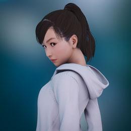 Haruka Sawamura - Yakuza series
