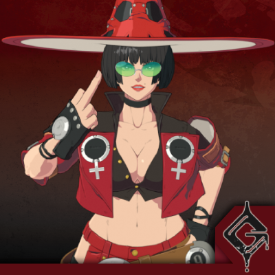 Thumbnail image for I-NO | Guilty Gear Strive