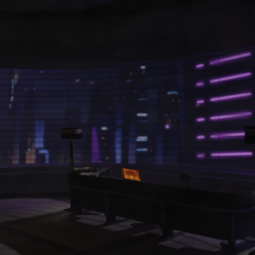 Thumbnail image for Mass Effect 2 - Illium Office