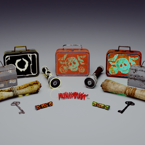 Thumbnail image for Survivour items - Dead by Daylight