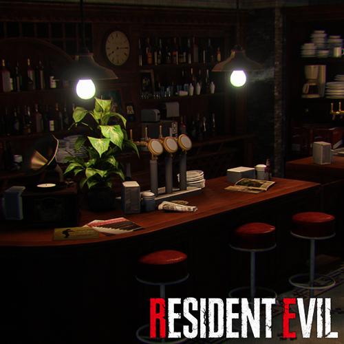 Thumbnail image for Resident Evil 3 - Jack Bar