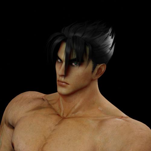 Thumbnail image for Tekken - Jin Kazama