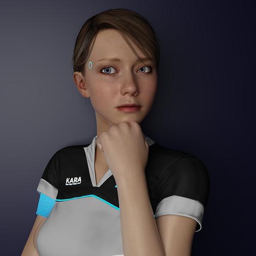 Thumbnail image for Kara [Detroit: Become Human]
