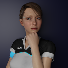 Kara [Detroit: Become Human]
