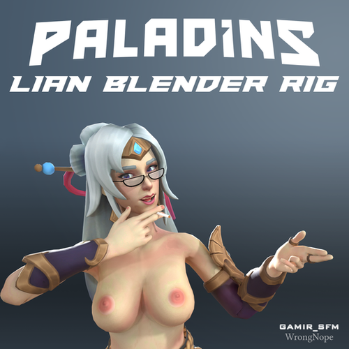Thumbnail image for Lian of Paladins: Champions of the Realm