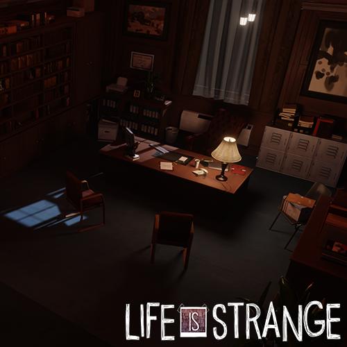 Thumbnail image for Life is Strange - Principal's Office
