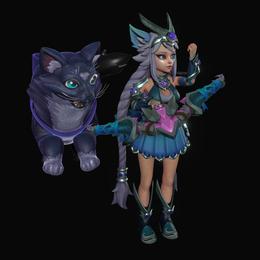 IO +Luna Paladins champions of realm