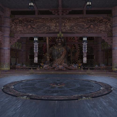 Thumbnail image for Tekken 7 Mishima Dojo Stage
