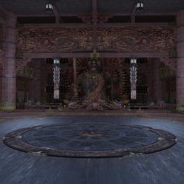 Tekken 7 Mishima Dojo Stage