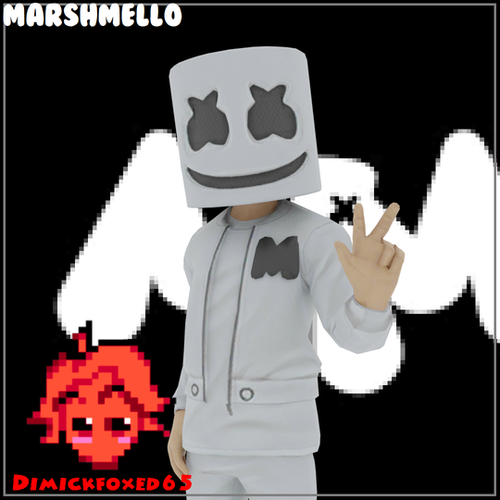 Thumbnail image for Marshmello Music Dance - Marshmello (Remake)