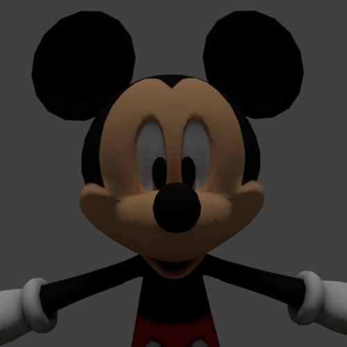 Thumbnail image for Mickey Mouse (Castle of Ilussion)