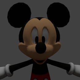 Mickey Mouse (Castle of Ilussion)