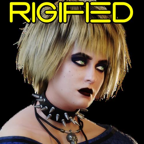 Thumbnail image for Misty Olszewski - Cyberpunk 2077