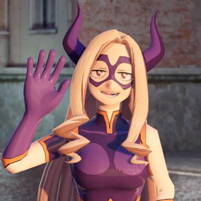 Thumbnail image for [SFM2] Mt. Lady (My Hero Academia)