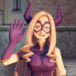 [SFM2] Mt. Lady (My Hero Academia)