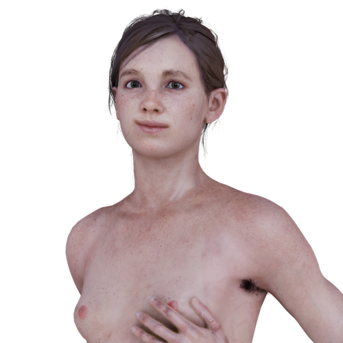 Thumbnail image for Ellie Nude - The Last Of Us 2