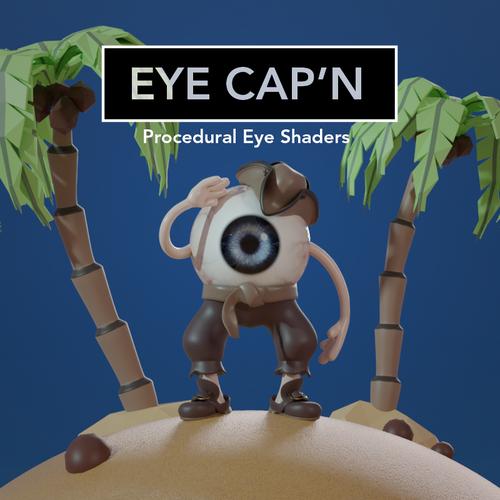Thumbnail image for Procedural Eye Shader