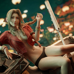 Aerith Gainsborough - Firebox Studio