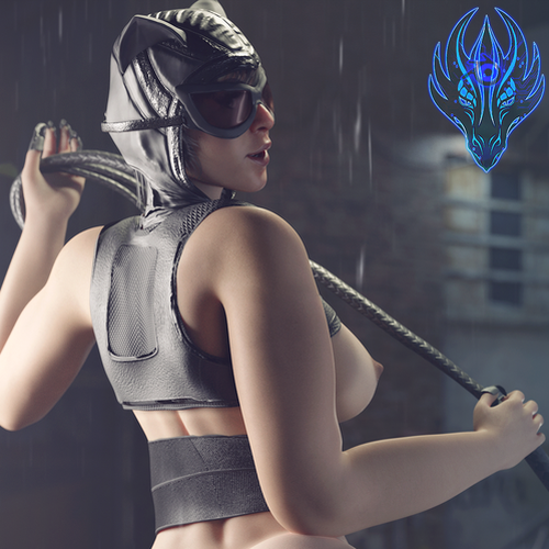 Thumbnail image for Nude Catwoman 2.0 (THICCER EDITION) from INJ2
