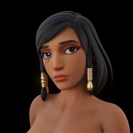 Arho's OW models: Pharah v1.3