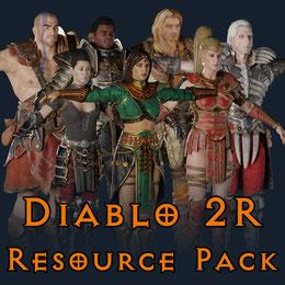 Diablo 2 Resurrected - Resource Pack