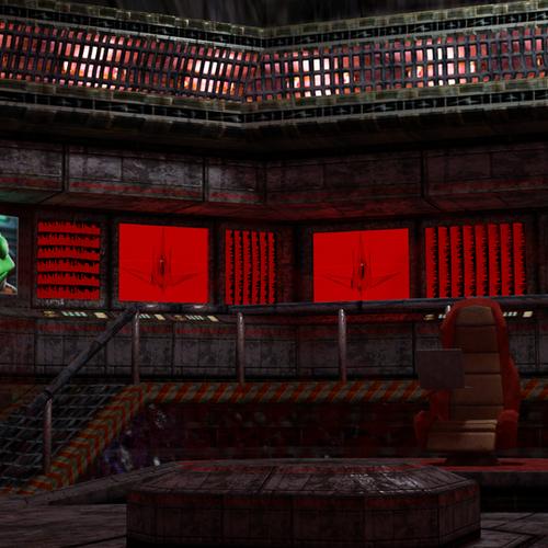 Thumbnail image for GreatFox Interior (DireWolf) - Star Fox Adventures
