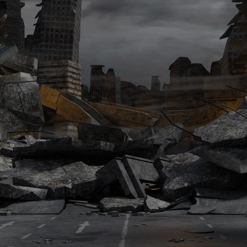 Thumbnail image for Nuked City (Nuked Tokyo from Shin Megami Tensei)