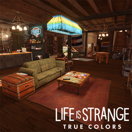 Life is Strange 3 - Gabe's apartment