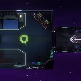 Metroid Other M: Samus's Ship