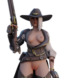 Ultimate Ashe v1.0