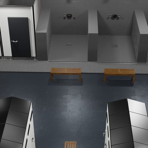 Thumbnail image for Lab Shower/Locker Scene