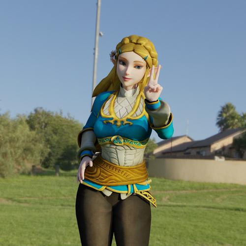 Thumbnail image for Nintendon't Z3ld4 - Arhoangel