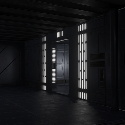 Thumbnail image for Star Wars Clone Wars Ship Corridor