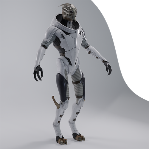 Thumbnail image for Turians [Mass Effect Andromeda]