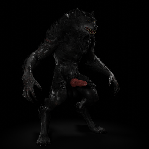 Thumbnail image for Werewolf from Werewolf: The Apocalypse - Earthblood