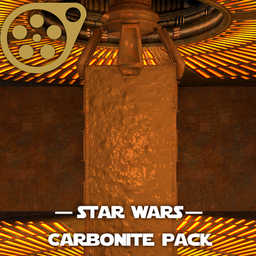 Thumbnail image for (SFM Star Wars) Carbonite Pack