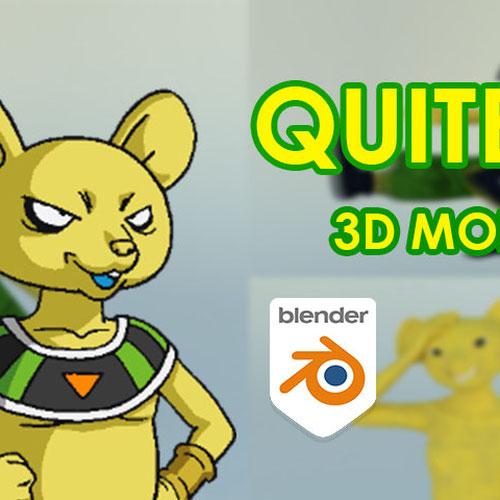 Thumbnail image for Quitela (Dragon Ball Super)