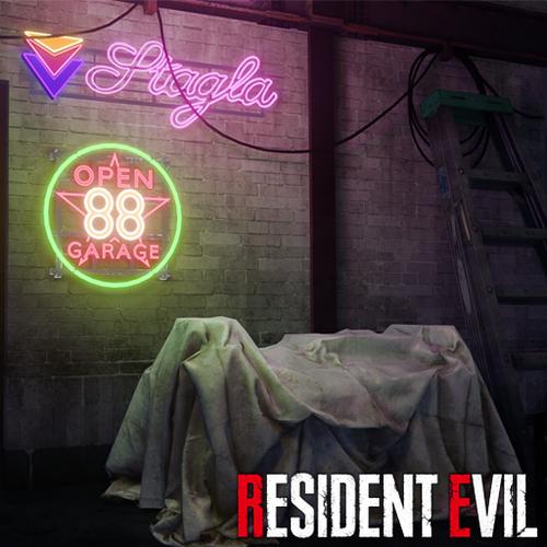 Thumbnail image for Resident Evil 3 - Downtown Garage