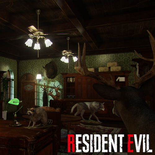 Thumbnail image for Resident Evil 2 - RPD Chief's Office