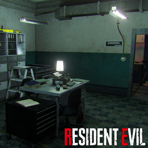 Thumbnail image for Resident Evil 2 - RPD Dark Room