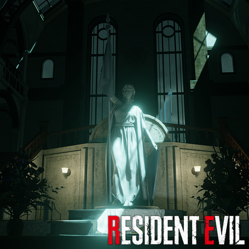 Thumbnail image for Resident Evil 2 - RPD Hall