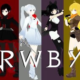 Rwby: Team RWBY Season 1 pack