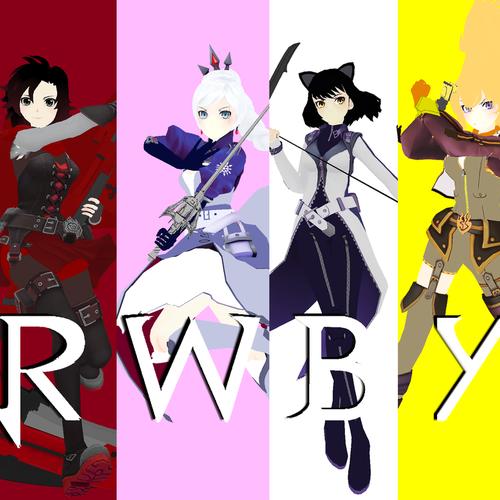 Thumbnail image for Rwby: Team RWBY Volume 7 pack