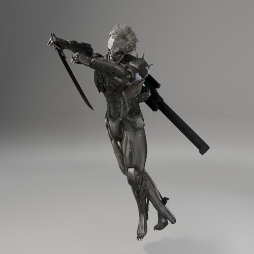 Thumbnail image for Metal-Gear Rising: Raiden Full Cyborg