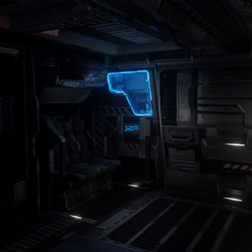 Thumbnail image for Mass Effect 3 Remaster Shuttle