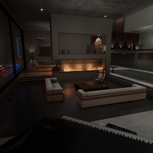 Thumbnail image for Mass Effect 3 Remaster Citadel Apartment
