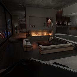 Mass Effect 3 Remaster Citadel Apartment